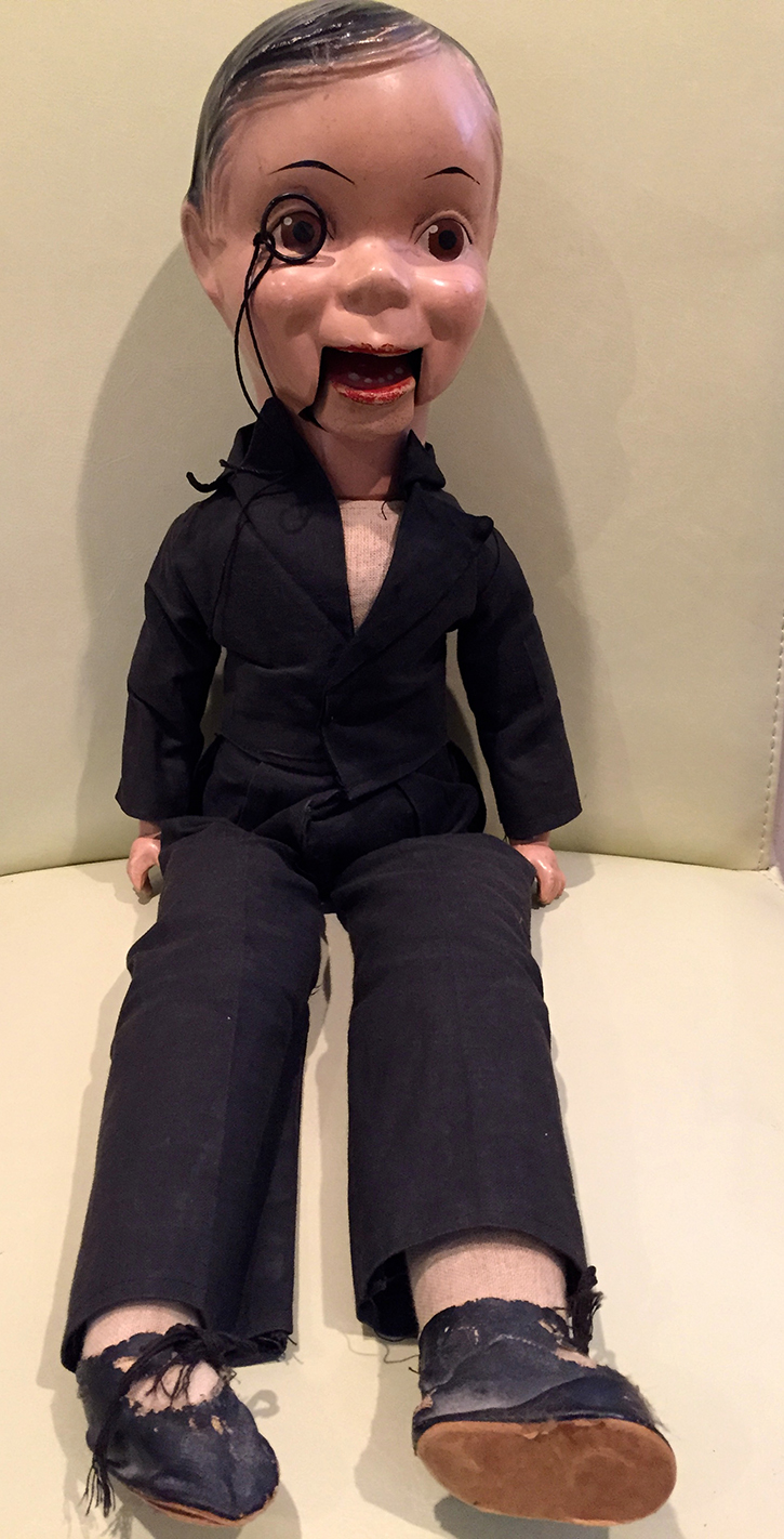 Photo of a Doll